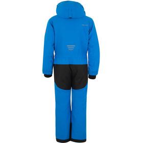 TROLLKIDS Isfjord Traje para Nieve Niños, med blue